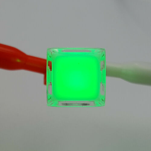 5Pcs TS5 Square 9.2*9.2mm With LED Momentary SPST Mini Push Button Tact Switch