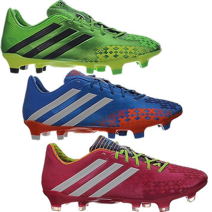 Adidas Protator LZ TRX FG grün blau blau blau Rosa Herren-Fußballschuhe Profi-Schuhe NEU d31265