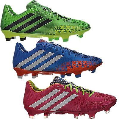 Adidas Predator LZ TRX FG grünblaupink Herren Fußballschuhe Profi Schuhe NEU | eBay