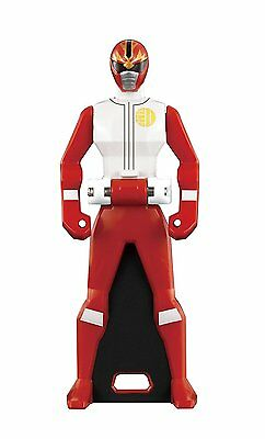 Power Rangers Mighty Morphin Sentai Key Figure S2 Super Dairanger Ryu Red Ranger