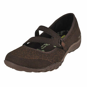 Skechers 23005 Sport Damenschuhe Breathe Easy Lucky Lady Mary ... Jane Flat ... Mary 8d4f08