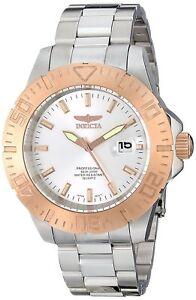 Invicta-14049-Men-039-s-Pro-Diver-44mm-Silver-Dial-Watch