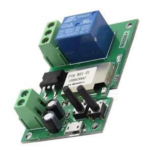 SONOFF-DC12V-5-32V-Smart-Wireless-WiFi-Switch-Inching-Self-Locking-Module