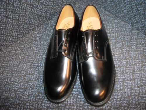 Shoe Polished Leather 4 Size Uniform black Ladies Yq7vtwq