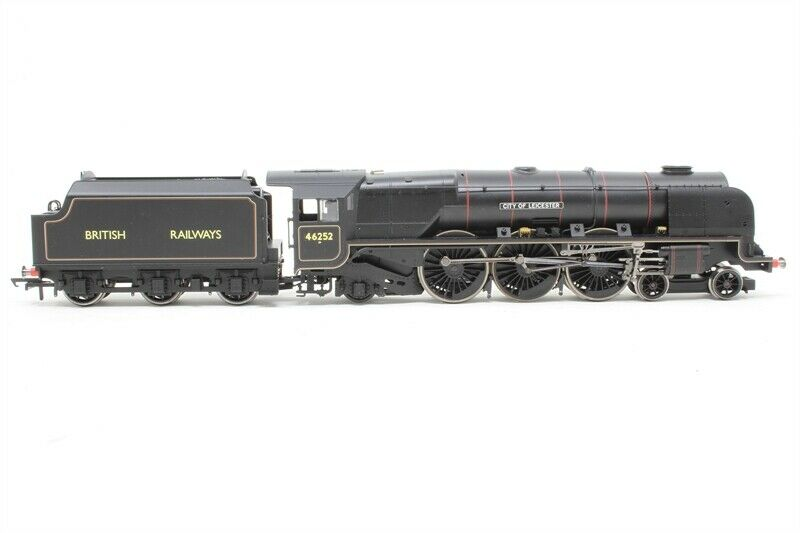 Hornby R2722 BR Duchess 46252 City of Leicester DCC READY NMIB