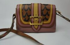 1f59c0b7fe07 Burberry Small Medley Leather Crossbody Bag 295 Retail for sale ...