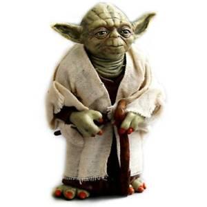 Meister Yoda Actionfigur Film Movie Figur Sammlung Jedi Master Doll