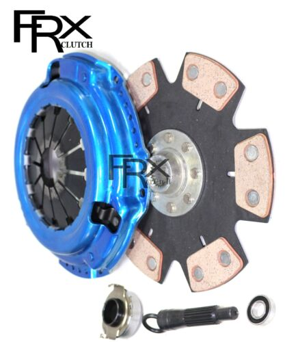 FRX RACING STAGE 3 CLUTCH KIT AND FLYWHEEL FOR 1992-2000 HONDA CIVIC D-SERIES