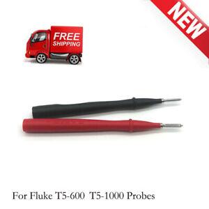 Fluke TP1-1 Flat Tip Test Probes for Fluke T5-600 /& T5-1000 Test Meters