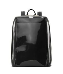 NWT Matt & Nat Bremen Clear Backpack - Vegan Leather