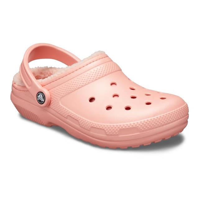 Crocs Classic Lined Clog Unisex Shoes