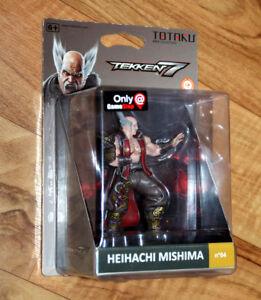 Tekken 7: Heihachi Mishima First Print Ed - NEW Totaku Figurine No 04 Figure