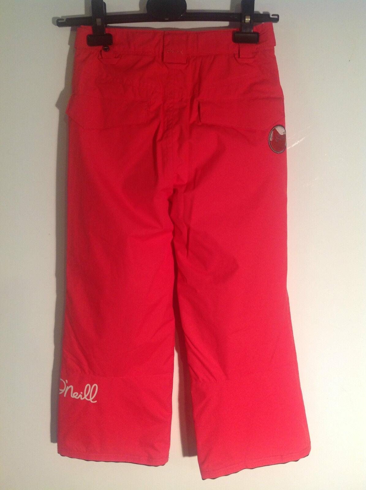 O'Neill toraydelfy 5000 mm Ragazze Ragazze Ragazze Impermeabile Sci Pantaloni .99 BNWT a39ddf