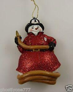FD-1-Fire-Department-snowman-Betsy-Baytos-2007-Christmas-ornament-Kurt-S-Adler