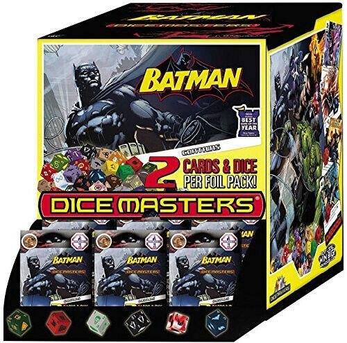 DC Batuomo Gravity Feed DADI Masters BOOSTER scatola