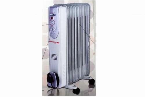 Ölradiator 1500w trion tr-8691 Huile-fourré poele chauffage 9 côtes
