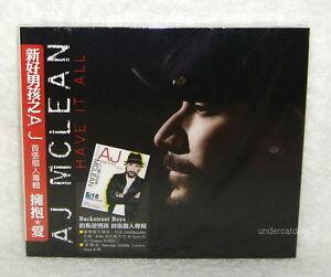 A-J-Mclean-Have-It-All-Taiwan-CD-New-Cover-Ver-Backstreet-Boys-AJ