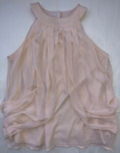 Adiva-pale-dusty-rose-colored-sleeveless-blouse-Size-Small