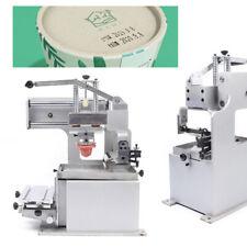 80 X 120mm Manual Pad Printing Machine Pad Printer Machine Pad Printing Kit