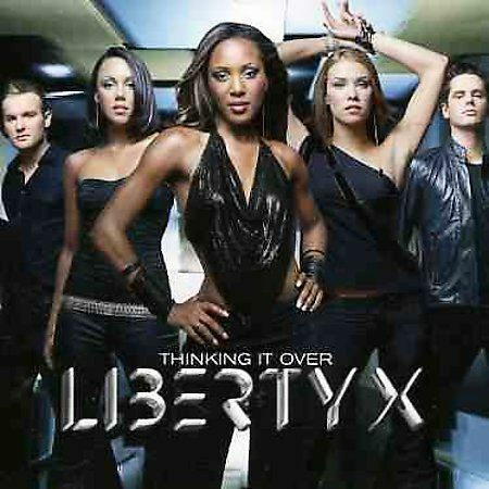 1 of 1 - Thinking It Over by Liberty X (CD, Nov-2000, V2
