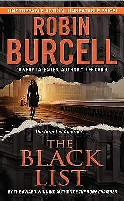 1 of 1 - The Black List by Robin Burcell (Paperback / softback, 2012)