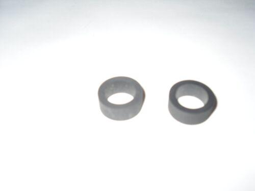 Pair 60-9 Corvair Rubber Oil Cooler Seals