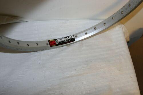 "Sun Rims Rhyno Lite Alloy Rim 20/"" N//MSW Silver 36h 406 x 21mm SR37"