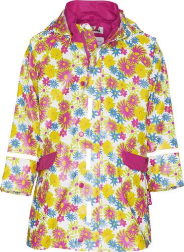 Playshoes Regen-Mantel Blumendruck Polyester Wasserdicht Ökotex