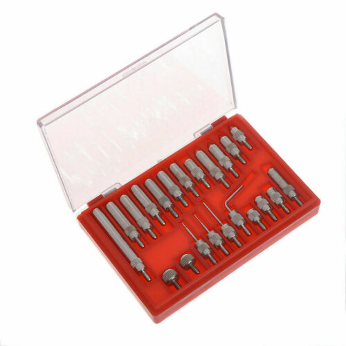 22Pcs Steel Dial Indicator Point Set 4-48 Thread Tip For Dial /& Test Indicators