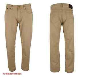 c3dd44e19fc2 POLO RALPH LAUREN 650 Straight Fit Five-Pocket Chino Pants Montana ...