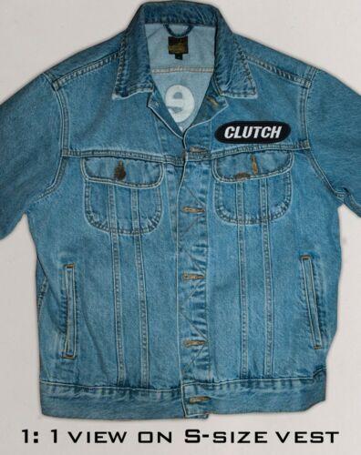 "4,72/""x1,46/"" Clutch band patch 12cm x 3,7cm"