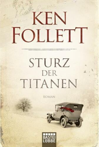 1 von 1 - Ken Follett - Sturz der Titanen: Jahrhundert-Trilogie (1) - UNGELESEN