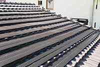 59€/m² Solarabsorber Aus Epdm, Solarmatte, Poolheizung