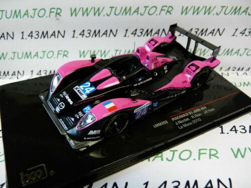 Auto 1//43 Ixo 24 Stunden Le Mans Pescarolo 01-Judd #24 2010 LMM203 Nicolet