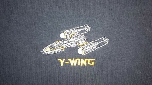 STAR WARS Y-WING POLO SHIRT