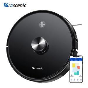 Proscenic-M7-Pro-Alexa-robot-aspirador-fregasuelos-Mopa-Suelos-alfombra-Limpieza
