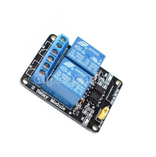 5V 1//2//4//8 Channel Relay Board Module Optocoupler LED for Arduino PiC ARM AVRC