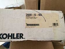 Kohler K-2600-S-NA FANDANGO Undercounter Lavatory, SATIN FINISH