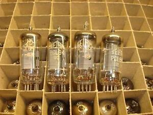 2 X PCL84 TELAM TUBE. BULK NOS TUBE. 2 PCS. RCES46