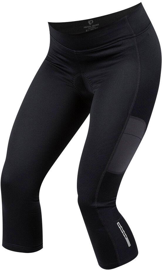 Pearl Izumi Sugar thermal Cycling señora invierno bicicleta pantalones 3 4 Knicker negro