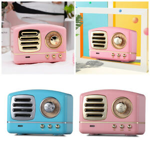 Retro-Bluetooth-Speaker-Vintage-Wireless-Stereo-Support-Radio-TF-Card-NT1