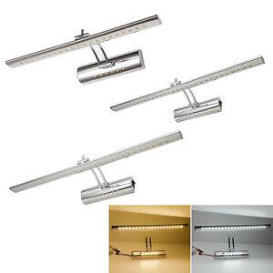 7~19W LED Spiegelleuchte Spiegellampe Badlampe Badezimmer ...