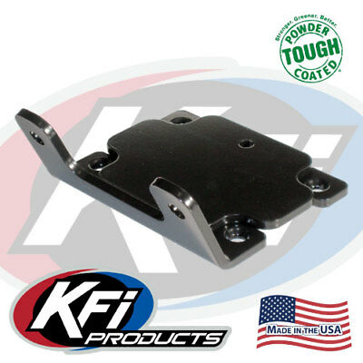 4x4 ATV Winch Mount fits 2007-2014 Yamaha Grizzly 350 2x4