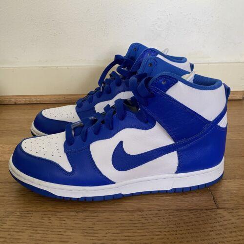 Nike Dunk High Kentucky 2016 Size 11