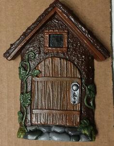 Fairy door Gnome door Fairy gardens mouse door