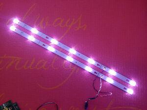 Details About Tcl Roku Tv 32s3750 Strip Led Light Set T0t 32d2700 2x7 3030c 7s1p Rev V6