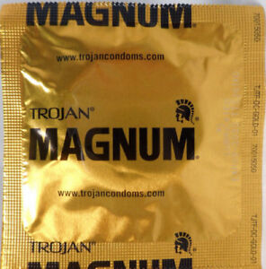 Trojan Magnum Bulk Large Condoms - Choose Quantity | eBay