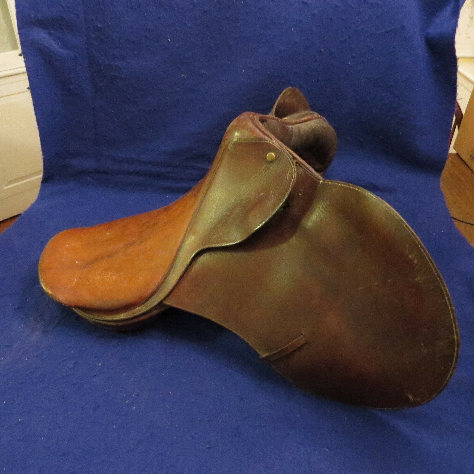 Leather All Purpose English  Saddle SEE PICS  sales online
