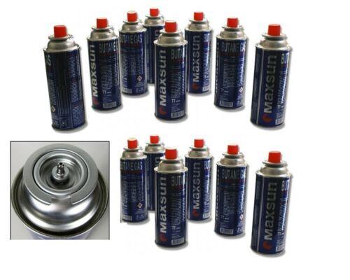 28 x butano butano cartucho camping Kocher 227g botellas para gas Kocher//horno