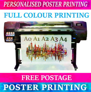Your Personalised Posters Great Quality Free Delivery UP TO 20/% OFF YOUR ORDER